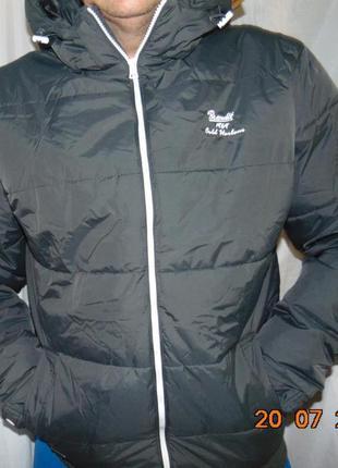 Новая брендовая зимняя курточка brandit.л-хл .