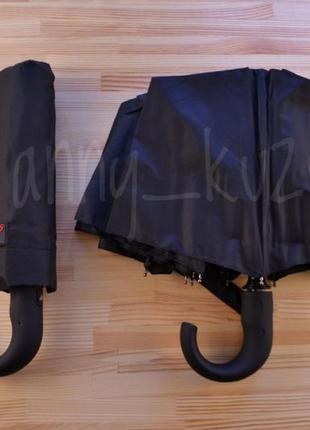 Складной зонт зонтик полуавтомат / женский мужской / складна парасоля парасолька напівавтомат