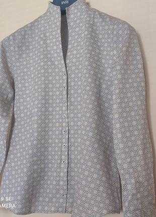 Женская рубашка фирмы eterna,  размер 40.