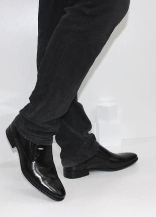 Мужские туфли классика7 фото