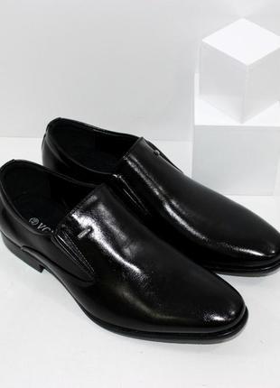 Мужские туфли классика2 фото