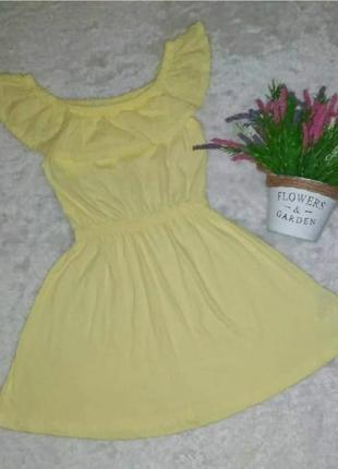 Платье primark 9-10 лет