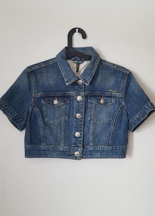Джинсовая куртка, жакет джинсовый ltb (турция)