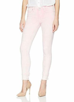 Актуальные джинсы pinky skinny от blanc nyc размер xs-s