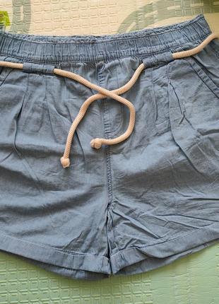 Женские шорты denim reserved, 40 размер