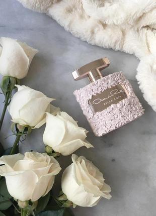 Bella rosa oscar de la renta парфюмированая вода для женщин