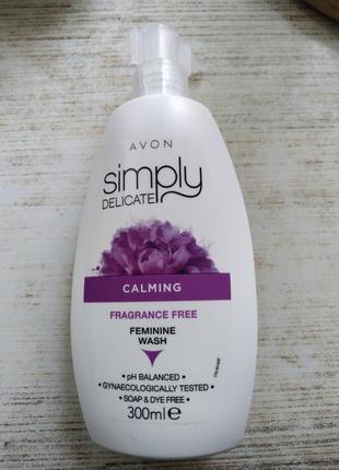 Очищающее средство для интимной гигиени avon 300ml