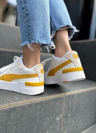 Puma cali 😎 стильные женские кроссовки пума 👟36-40р6 фото