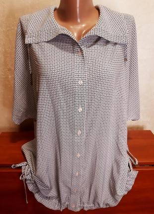 Стильная женская рубашка.