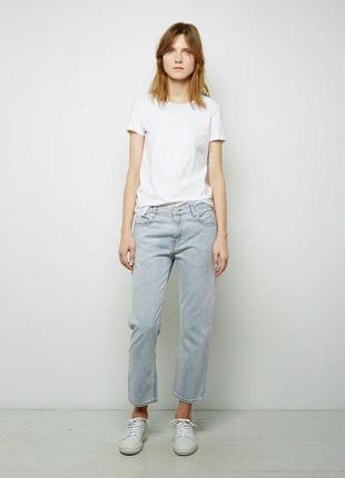 Идеальные джинсы от acne studios от коллекции  pop vintage bleach