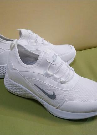 🤩 белые женские кроссовки 36-40