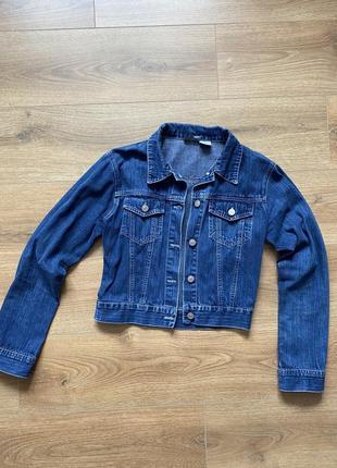 Джынсовая куртка джинсова куртка