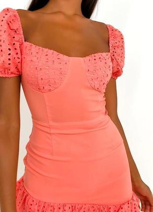 Платье прошва, сукня, плаття літнє