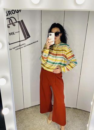 Яскрава блуза 100% віскоза розмір 42/44 ціна 259 грн