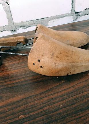 Формодержатели для обуви geoha, деревянные