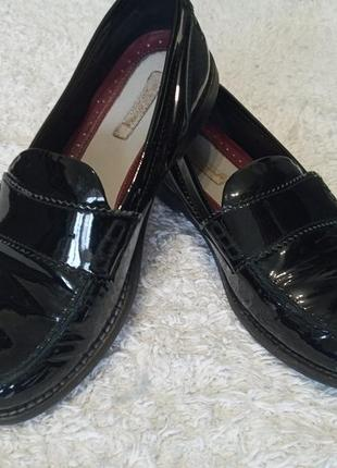 Туфли на девочку кожа dolce & gabbana