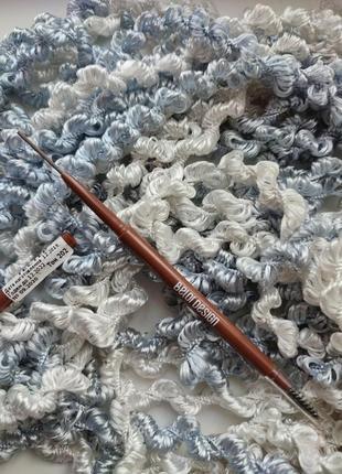 Ультратонкий карандаш для бровей тестер