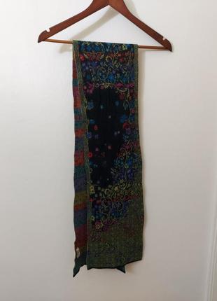 Шерстяний шарф ivko
