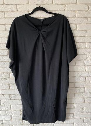 Платье cos чёрное размер s/m