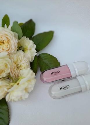Увлажряющий бальзам  для губ lip volume от  kiko