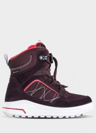 Ecco мембрана gorе-tex теплые зимние ботинки оригинал