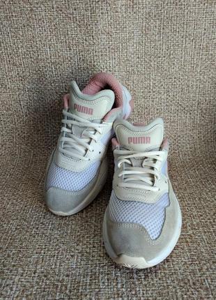 Puma крутые кроссовки 👍372 фото