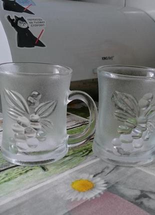 Набор комплект кофейных чашек