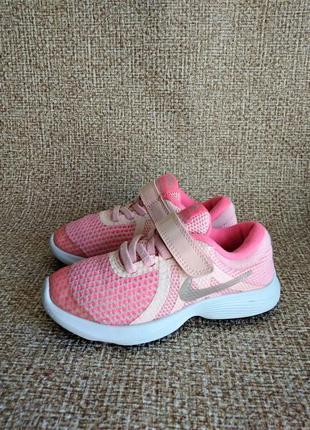 Nike оригинальные кроссовки 27,5