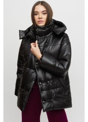"""Бесплатная доставка куртка nomes """"hush"""" черный осень-зима-весна"""