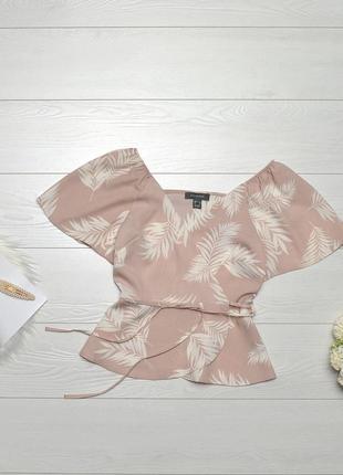 Стильна блуза на запах primark.