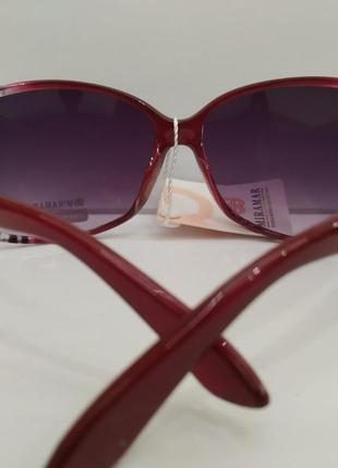 Стильные очки солнцезащитные, имиджевые.