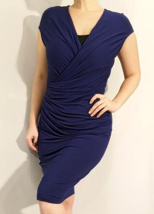 1723 синее платье phase eight xl1
