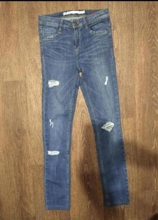 ❤️идеальные джинсы скинни