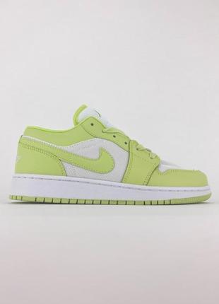 Nike air jordan 1 low2 фото
