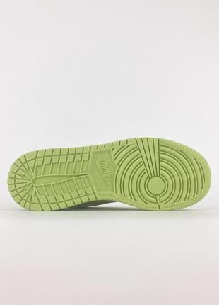 Nike air jordan 1 low5 фото
