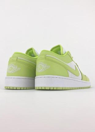 Nike air jordan 1 low3 фото