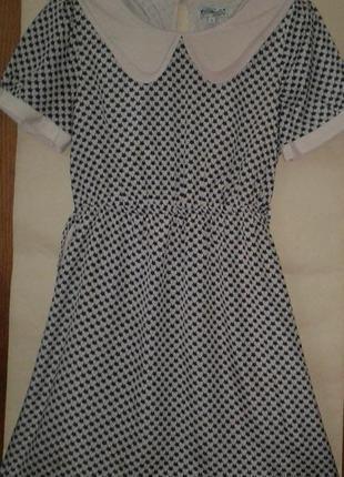 Платье короткое брендовое турция
