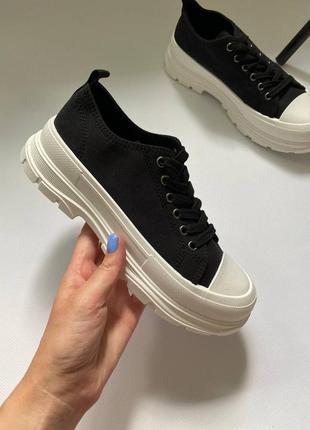 Кеды кеди кроссовки кросівки чорно-білі черно-белые чёрно-белые женские жіночі новинка модные стильные крутые