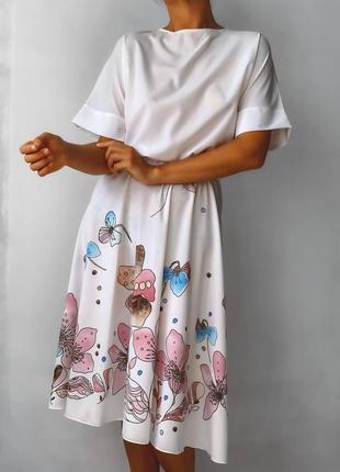 Женский костюм-платье размера хs,s,m,l