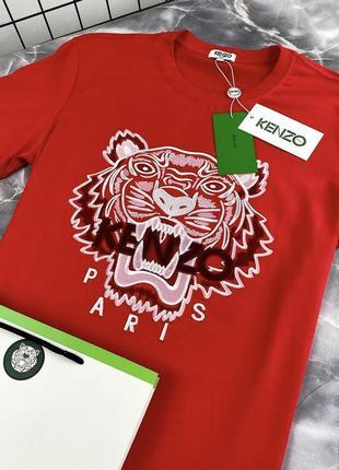 Футболка в стиле кензо футболка kenzo в стиле брендовая футболка