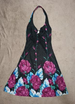 Платье летнее лёгкое сарафан