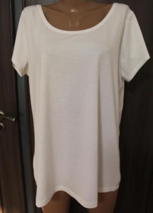 Трикотажная футболка george в идеальном состоянии 5xl