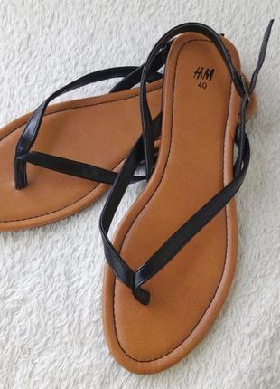 Бесплатная  доставка 500 грн🌹натуральная кожа сандалии черные босоножки туфли батал