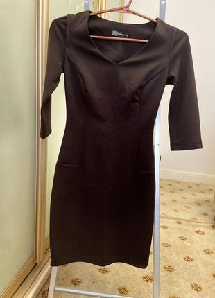 Платье футляр платье бандаж