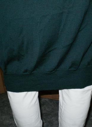 Шик!! шикарный длинный кардиган от zara knit р. м3