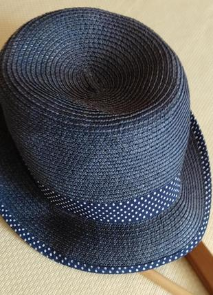 Пляжная шляпа трилби