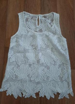 Блуза - безрукавка
