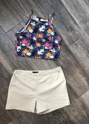 Стильные базовые шорты 🩳