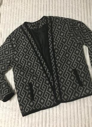 Стильный пиджак жакет h&m xs/s