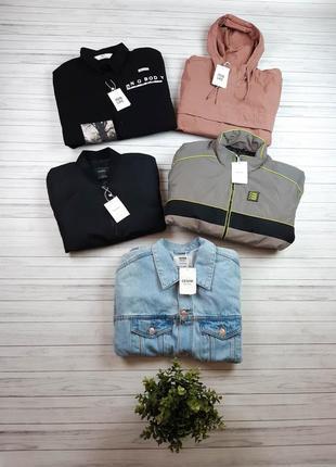 Большой выбор мужских курток, жилеток, ветровок все оригинал